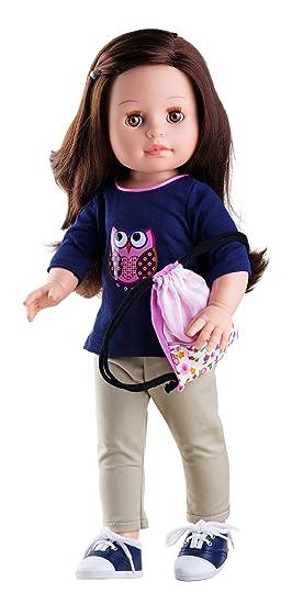 Amazon.es: Paola Reina Paola reina76010 Vestido con Zapatos para muñecas de 42 cm Emily con Zapatillas: Juguetes y juegos