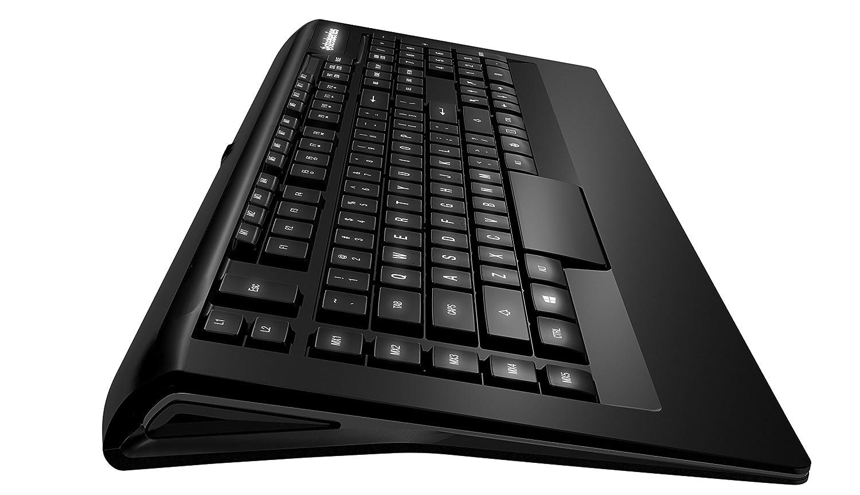 Steelseries Apex 300 - Teclado Compacto para Juegos con retroiluminación, disposición UK: Amazon.es: Informática