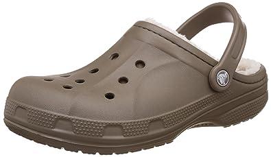 crocs Ralen, Unisex Erwachsene Clogs, schwarz - Schwarz (Schwarz) - Größe: 36-37 EU
