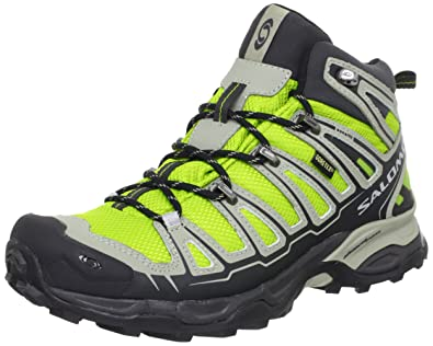 Salomon X Ultra Mid GTX Goretex Gr 41 1//3 Damen Outdoor Schuhe Stiefel