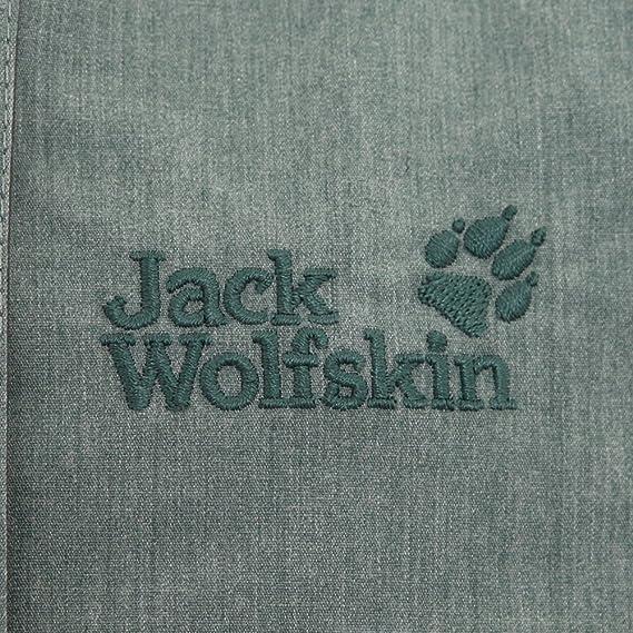 Jack Wolfskin PARADISE HILL PARKA WOMEN eucalyptus: Amazon