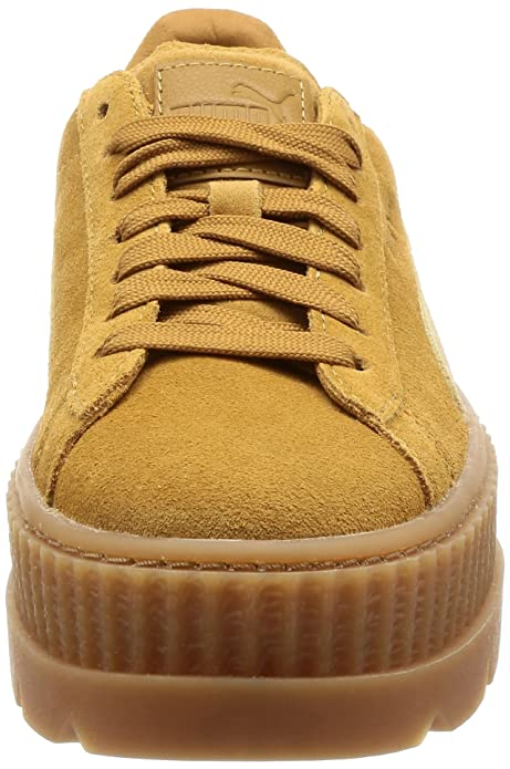 free shipping 8c787 8d35a Puma Rihanna Cleated Creeper Suede 36626802, Basket  Amazon.fr  Chaussures  et Sacs