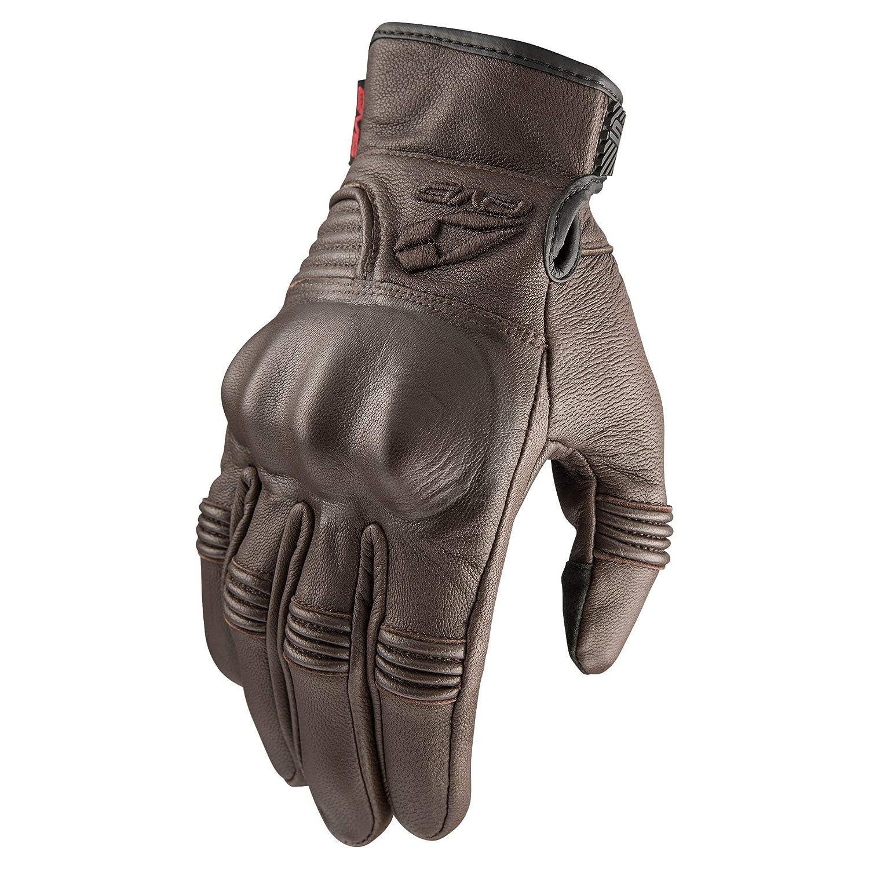 EVS Sports Unisex-Adult Compton Street Glove Brown Medium SGL18CL-BN-M