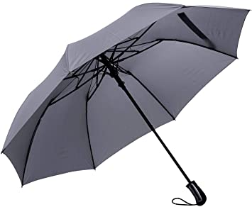 bad6912d6880 Procella Compact Folding Golf Umbrella - 52 Inch Large Auto Open, Windproof  Waterproof, Sturdy Rain and Wind Resistant Umbrellas for Men and Women ...