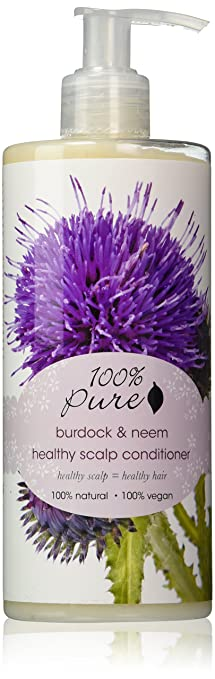 100% Pure Burdock & Neem Healthy Scalp Conditioner