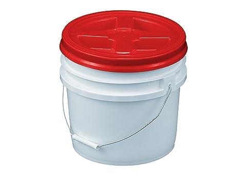 Camping Toilet Gamma : Amazon bucket kit gallon bucket with red gamma seal