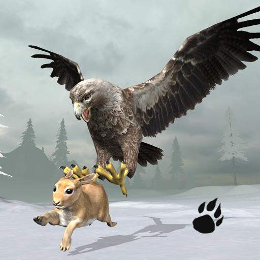 Snow Eagle Simulator (Bird Games compare prices)