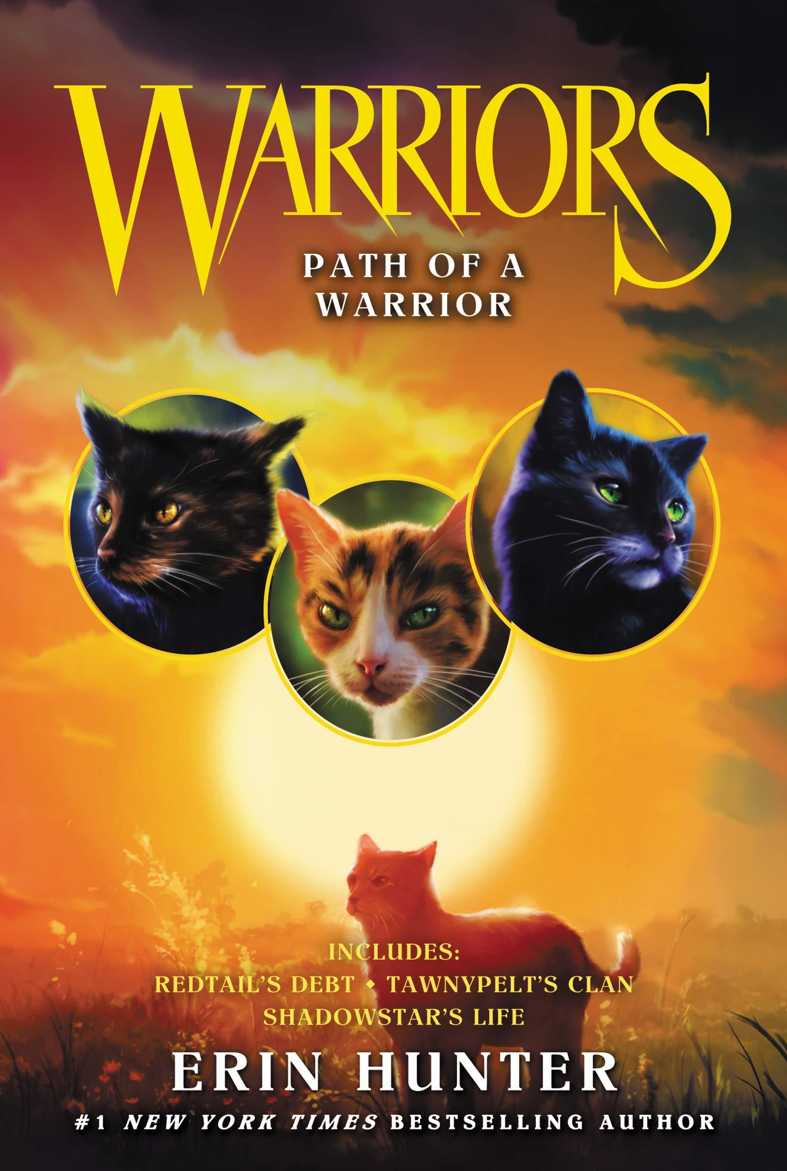 Warriors  Path Of A Warrior  Warriors Novella Band 5