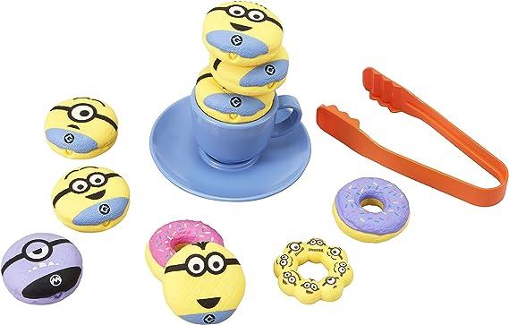 Minion Donut-on-Donut - Esbirro de Peluche: Amazon.es: Juguetes y juegos