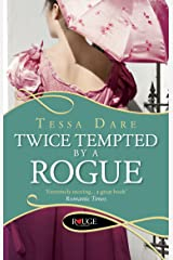 Twice Tempted by a Rogue: A Rouge Regency Romance (The Stud Club Series Book 2) Kindle Edition
