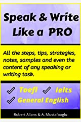 Speak & Write Like a PRO: How to Speak & Write Efficiently Kindle Edition