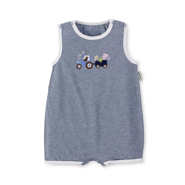 Sterntaler Unisex Baby Jogginghose 2701840 Blau