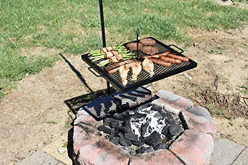 best fire pit grill grate