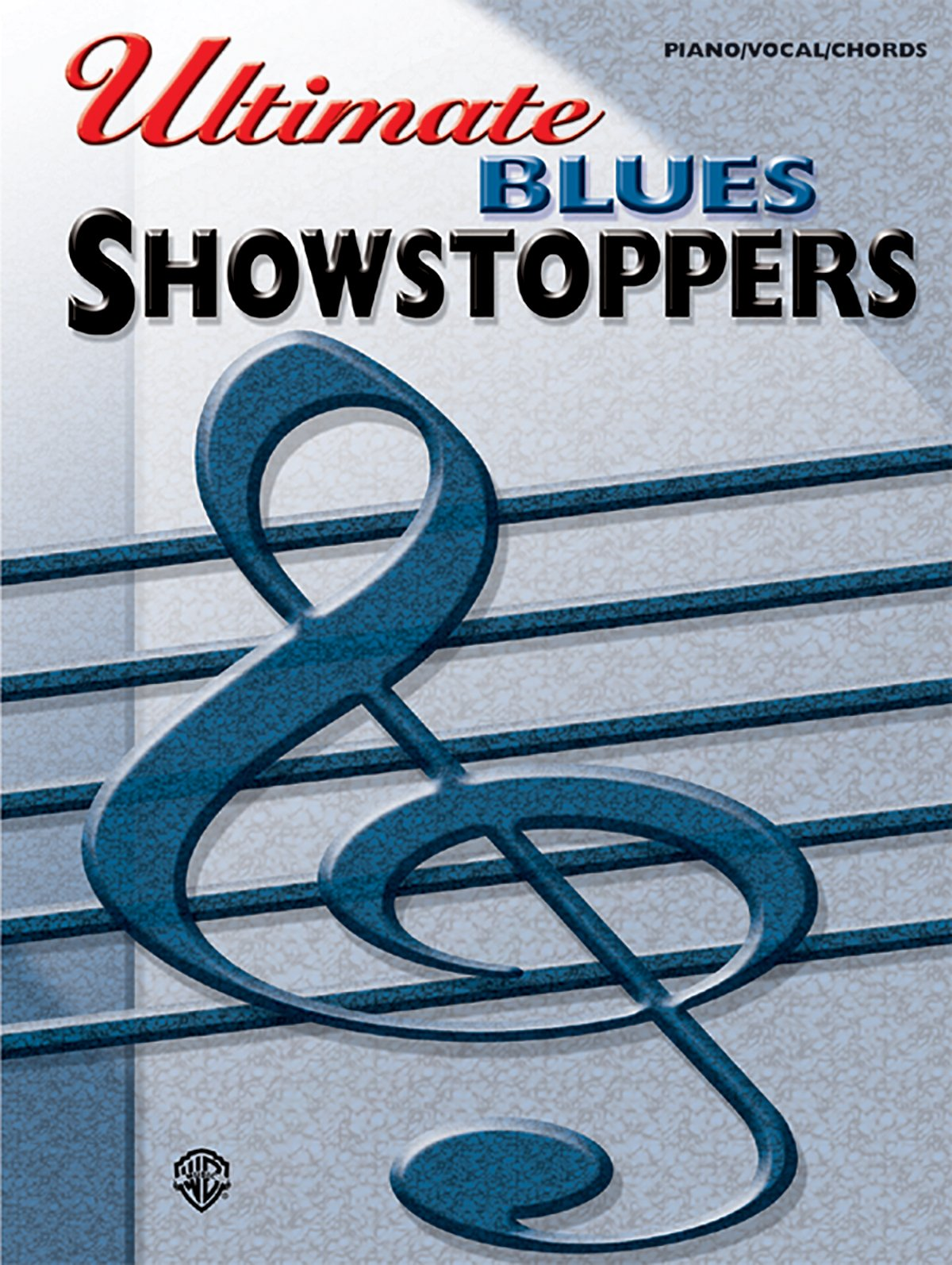 Download Ultimate Showstoppers Blues: Piano/Vocal/Chords pdf