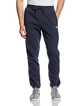 adidas - Pantalones de chándal Classic Trefoil Pantalones Azul ...