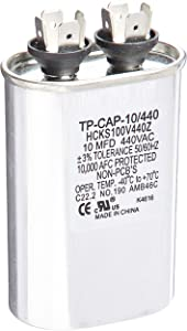 Carrier TP-CAP-10/440 Run Capacitor