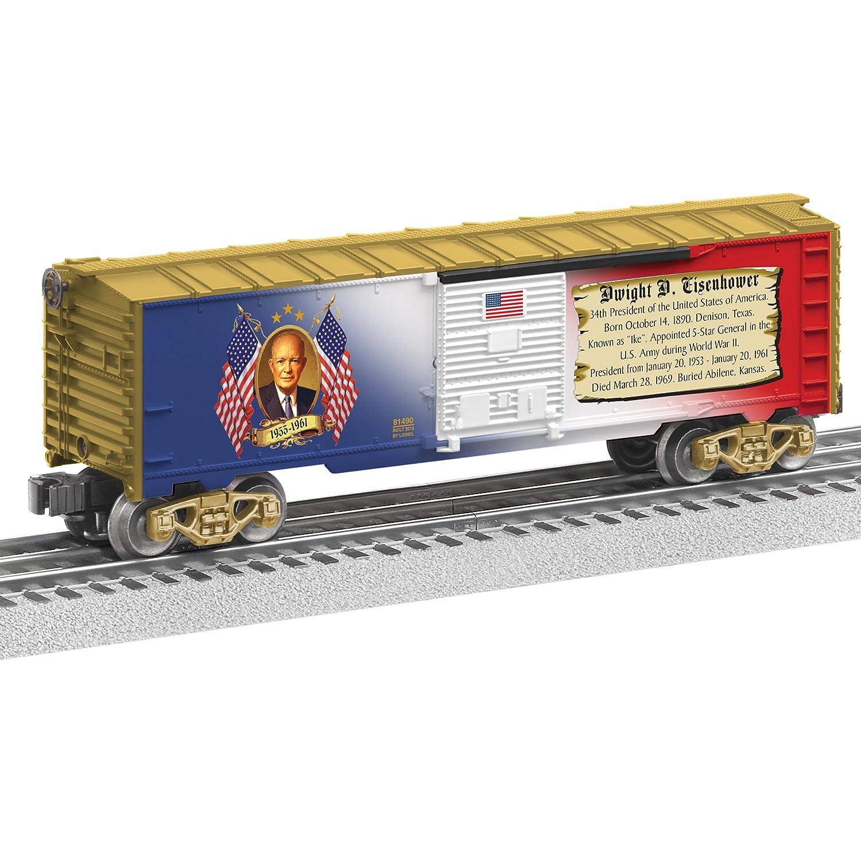 【国際ブランド】 Lionel Boxcar Dwight D. Lionel Eisenhower D. Boxcar B00NE0HXGM, HandB.Safa:331301aa --- a0267596.xsph.ru