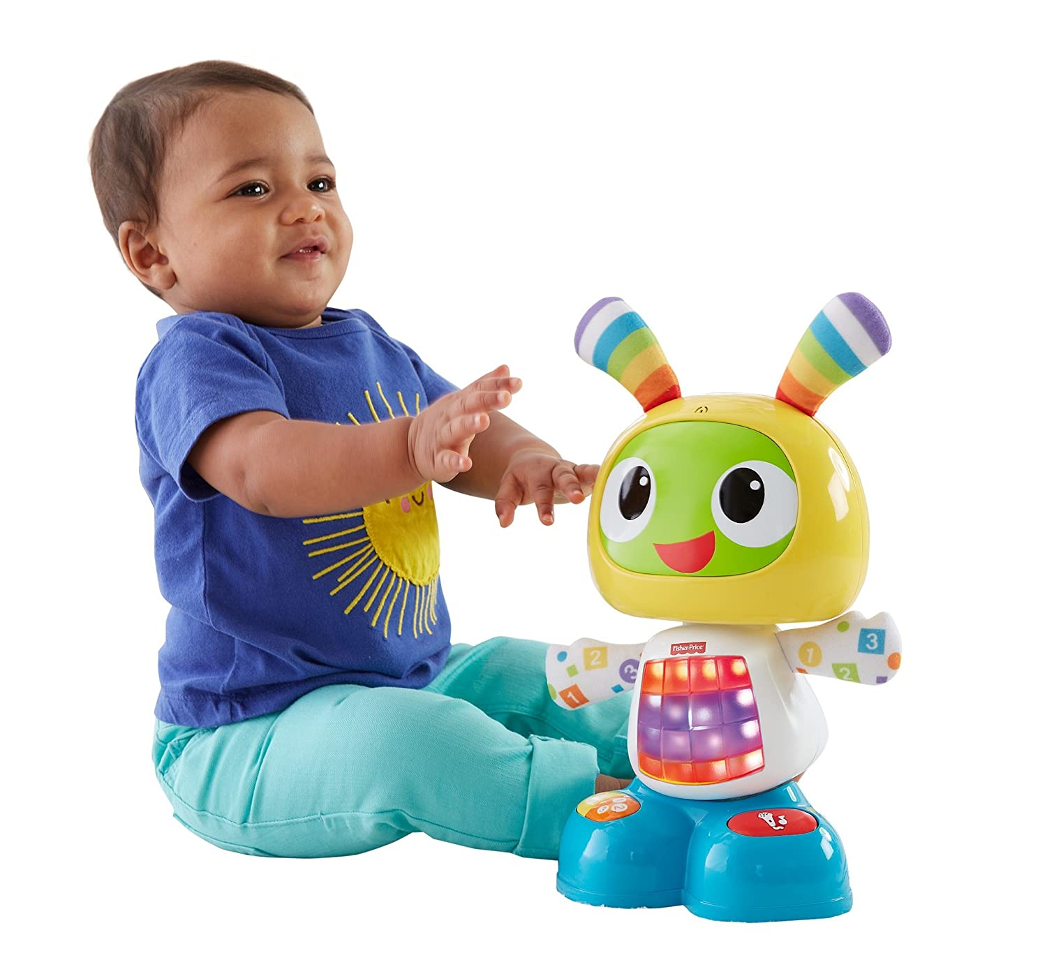 Amazon Fisher Price Bright Beats Dance & Move BeatBo Toys