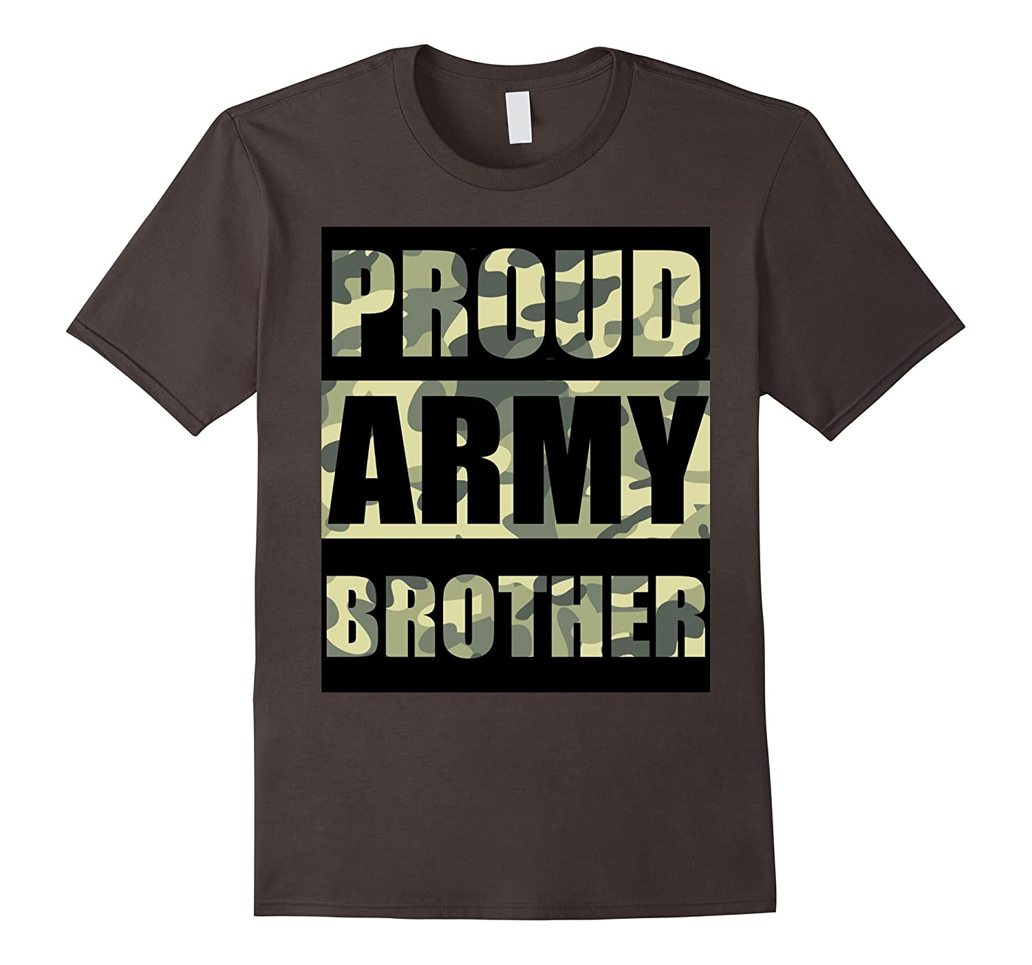 Army Brother Shirt Proud Army Family-CL