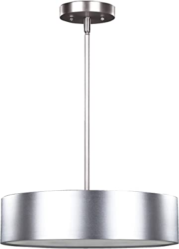 Polymer Products P04-01507-SSH Outdoor Pendant Light, Black
