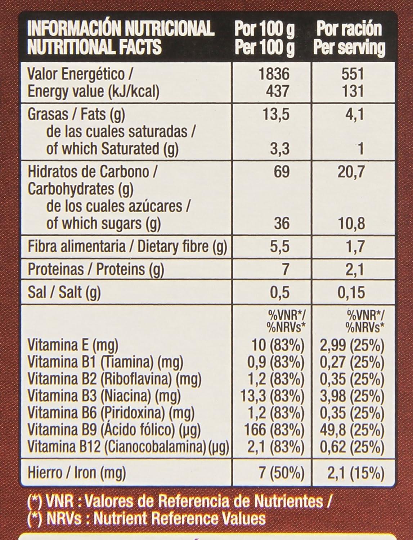 Gourmet - Saquitos Chocolateados rellenos de chocolate y avellanas - Cereales - 500 g: Amazon.es: Alimentación y bebidas