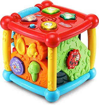 VTech Sound And Music Effects Activity Cube For Babies