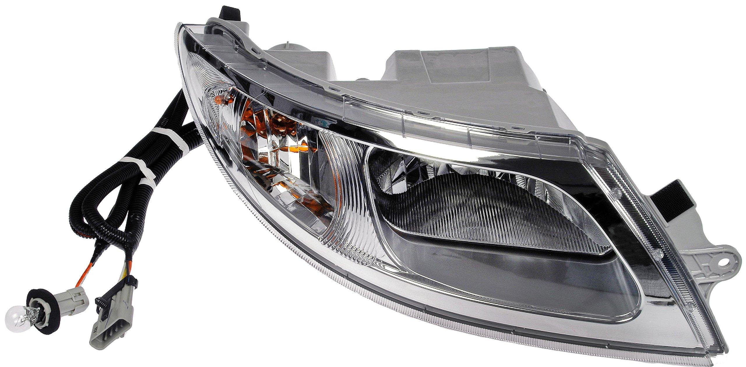Dorman 888-5109 Passenger Side Headlight Assembly For Select IC/IC Corporation/International Models by Dorman
