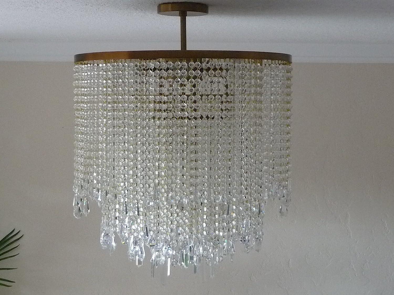 Bohemian Crystal Chandeliers, Select Crystal
