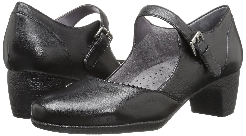 SoftWalk Women's Irish Ii Dress Pump B01NGYM712 10.5 W US|Black