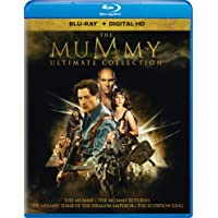 Deals on The Mummy Ultimate Collection Blu-ray + Digital