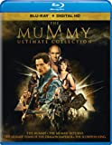 The Mummy Ultimate Collection [Blu-ray]