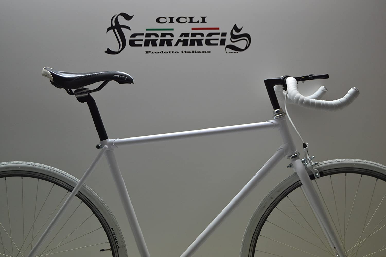 Cicli Ferrareis Fixed Bike 28 Scattofisso Vintage Single Speed Bici