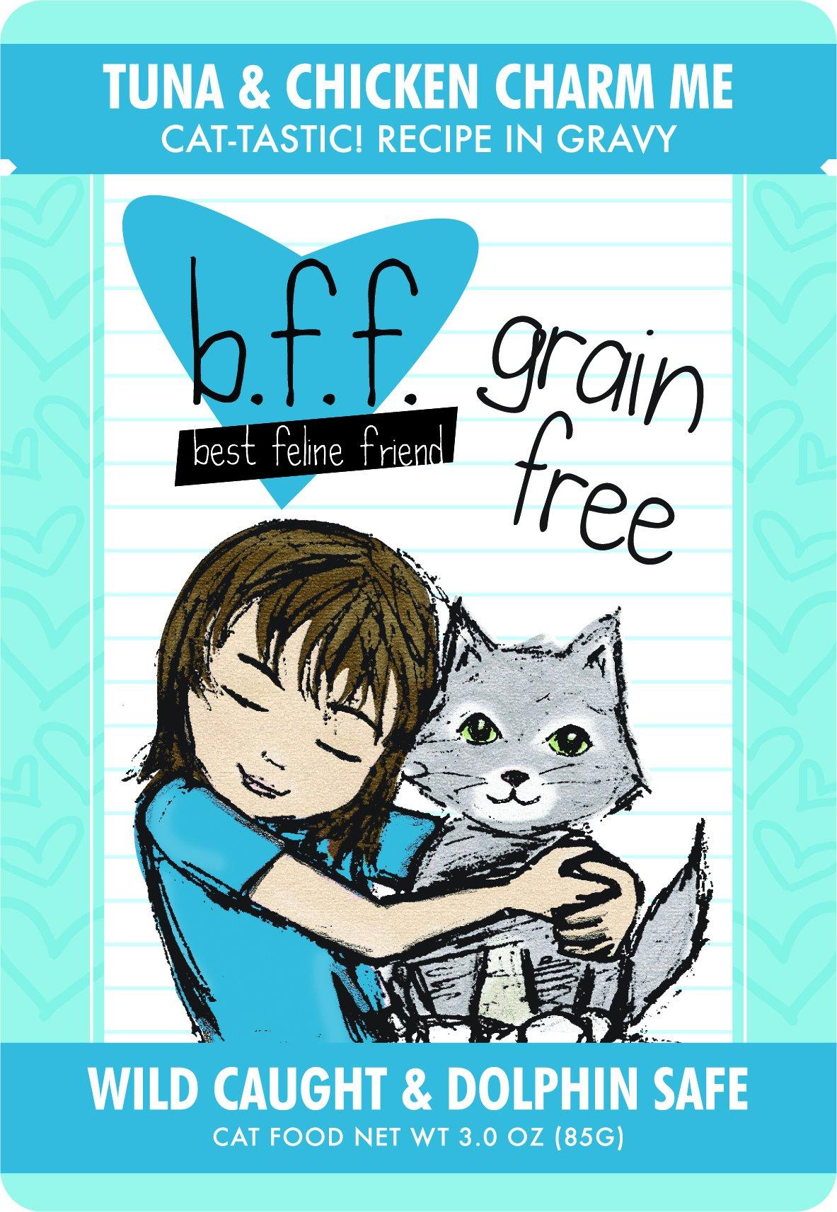 Weruva Best Feline Friend (B.F.F.) Grain-Free Wet Cat Food Cans & Pouches