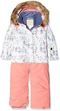 87451729533 Roxy Girls' Paradise Jumpsuit Snowsuit: Amazon.co.uk: Clothing