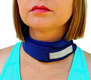 > Cool - Premium Ice Neck Wrap. Uses Everyday ICE to Keep You Cool. Great for Summer & Extreme Heat!!