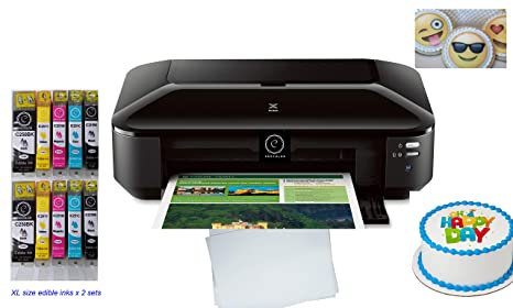 Amazon.com: ProColor Edible Printer- Wide Format Bundle with ...