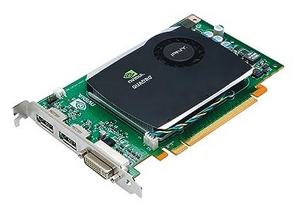 PNY Quadro FX 580 - Tarjeta gráfica NVIDIA (PCI-e, Memoria ...