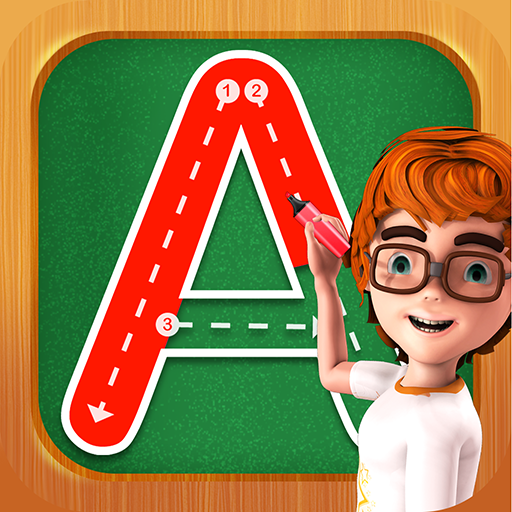 Preschool Write Letter Abc 123