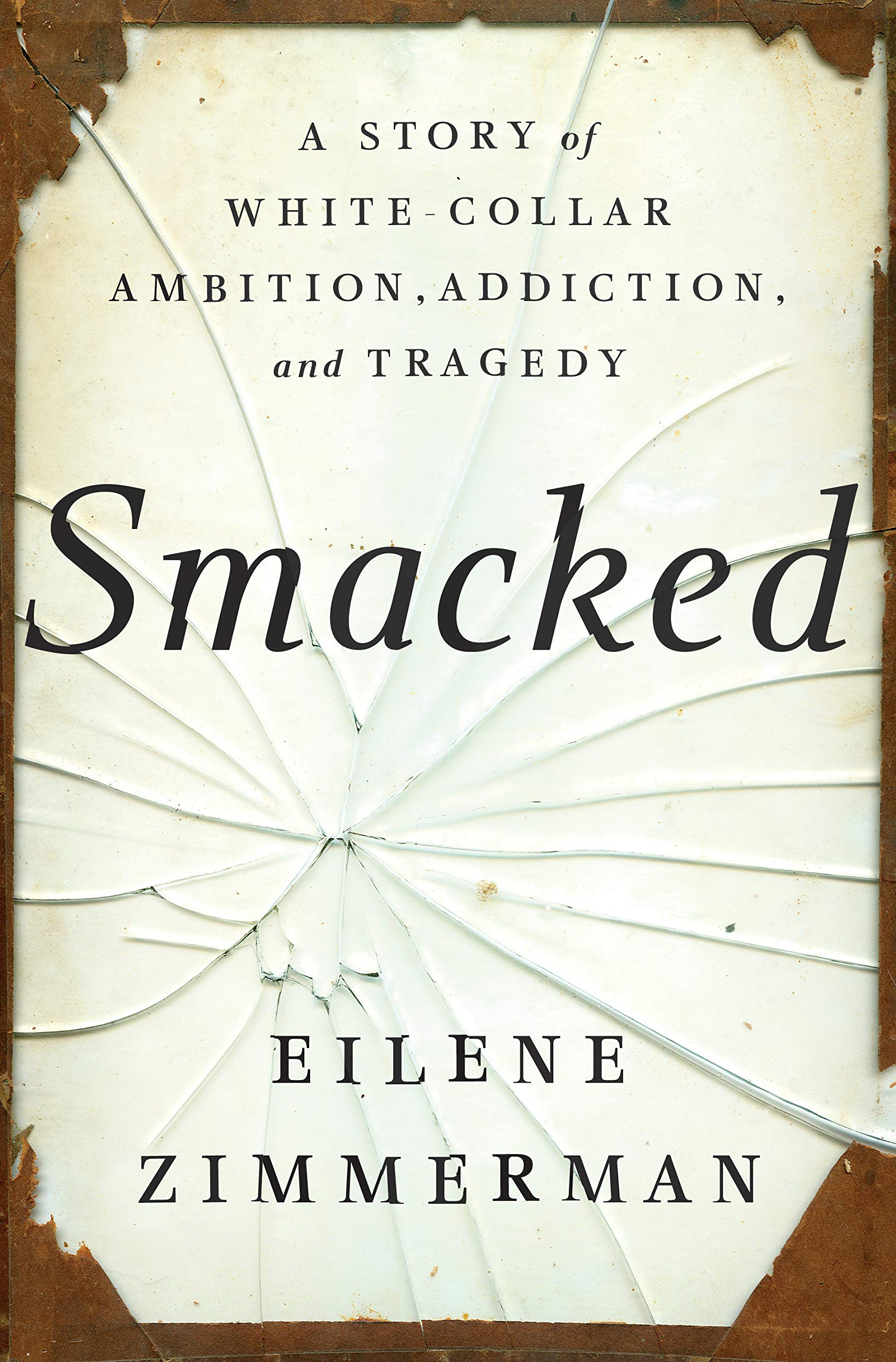 Smacked book cover eilene zimmerman