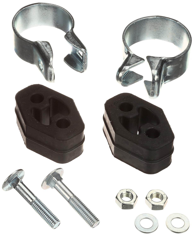 Auspuff Auspuffanlage Mit Montagesatz 1996-2010 Seat Alhambra 1.9 TDI 66//85kW