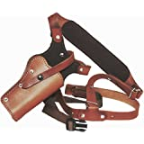 Western Images Leatherworks, Inc Sportsmans Leather Chest Holster for Smith & Wesson Revolvers by Model