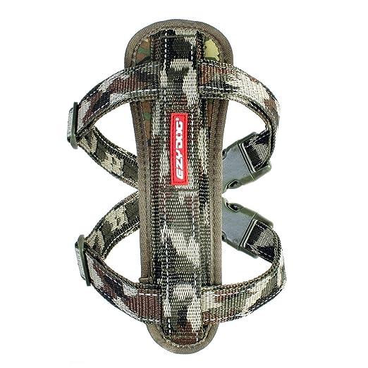 2 opinioni per EzyDog Chest Plate Harness, Dimensione S, Camuffare