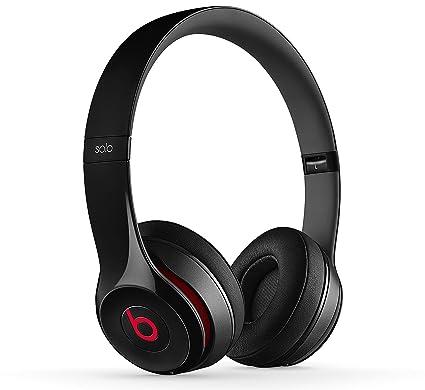 Apple Beats Solo2 On-ear Headphones Black