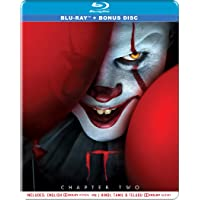It: Chapter 2 (Steelbook) (Blu-ray + Bonus Disc) (2-Disc)