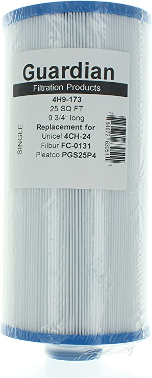 Pleated Paper Media Millennium Filters FILTREC MN-S140C25 Direct Interchange for FILTREC-S140C25