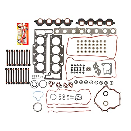 Amazon 98 99 Cadillac Deville El Dorado Seville 46 DOHC Full Gasket Set Head Bolts Automotive