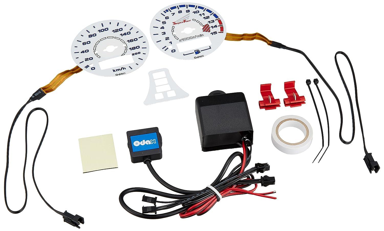オダックス(Odax)  ELメーターパネル AC type ホワイトパネル CB400SF[NC39](SPEC2/3) OXP-310528-AC   B00D144EX6