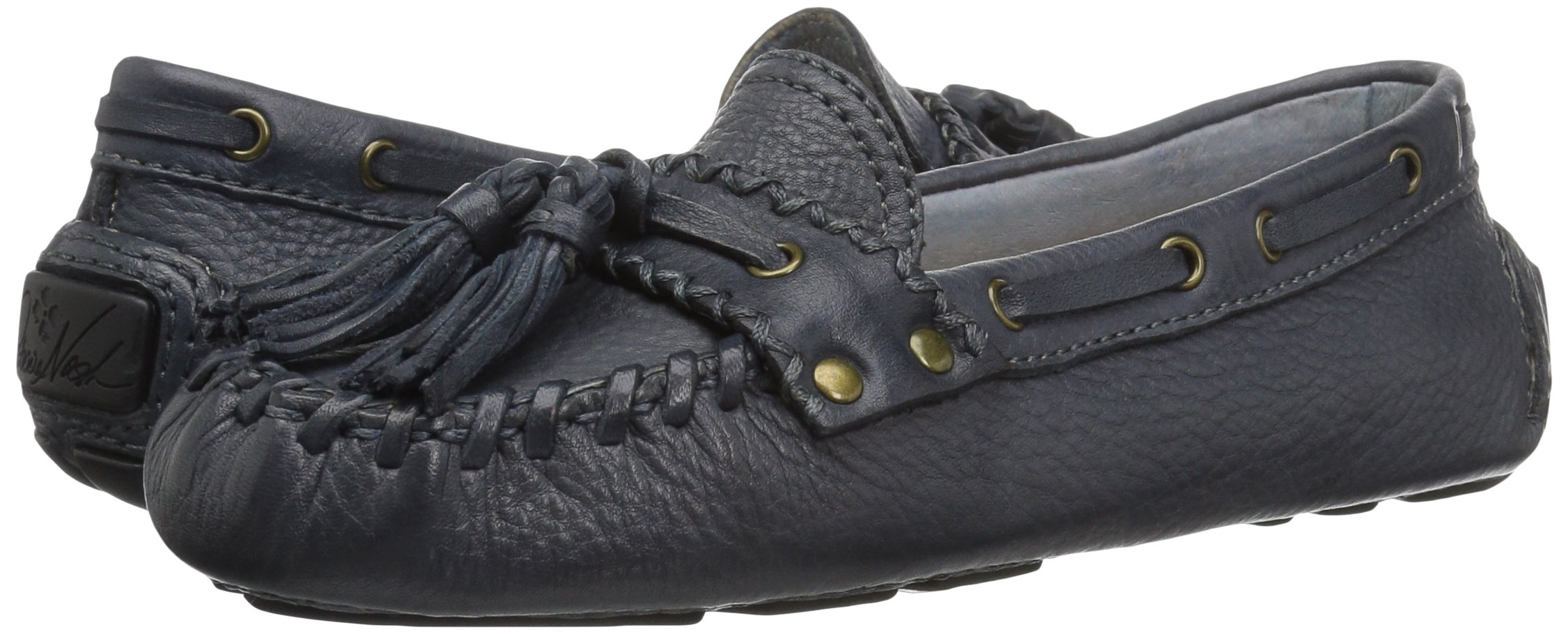 Patricia Nash Women's Domenica Driving Style Loafer, Oxford Blue, 37 B US by Patricia Nash (Image #6)