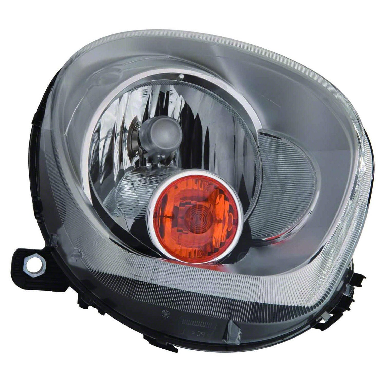 OE Replacement Headlight Assembly MINI COUNTRYMAN 2013-2015 Partslink MC2503109