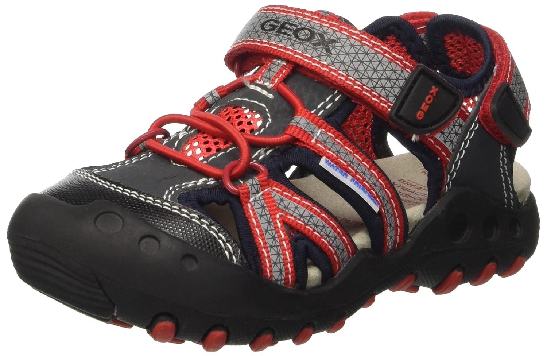 b4ae1efde95 Geox Boys' Jr Kyle C Closed Toe Sandals: Amazon.co.uk: Shoes & Bags
